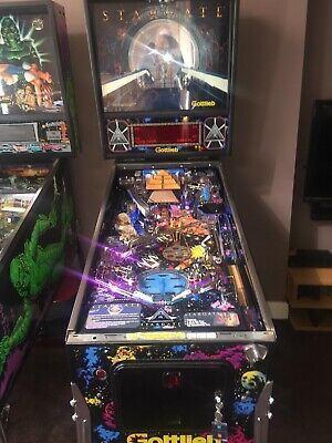 Stargate pinball machine - Gottlieb