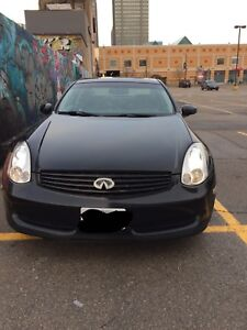 INFINITY G35 NEED GONE NO LOW BALLERS