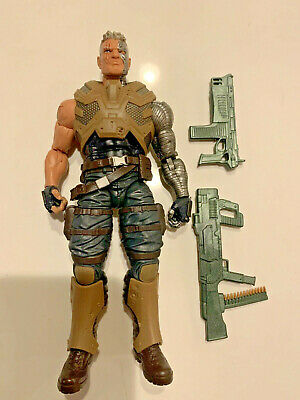 Marvel Legends CABLE 6 inch Action Figure Loose Juggernaut Wave X-Men Free Ship