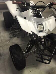 250 cc XTM