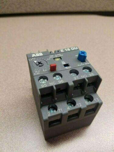 ABB - E16DU-6.3 - Overload Relay