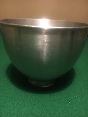 KitchenAid K45 Mixer Bowl 5qt Stainless Lift Stand Mixer Attachment