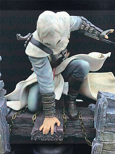 ASSASSIN'S CREED ALTAIR THE LEGENDARY ASSASSIN FIGURE PVC STATUE NEW IN BOX