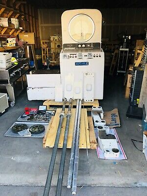 Riehle Fs-20 20000 Lbs. Tensile Compression Tester