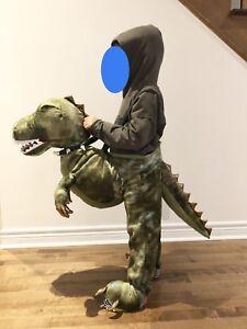 Dinosaur costume 5-6 years