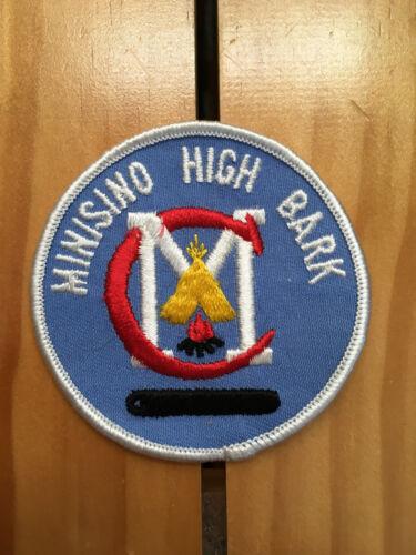 Minisino High-Bark Firecrafter patch