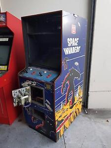 Original Space Invaders cabinet with working monitor Campbellfield Hume Area Preview