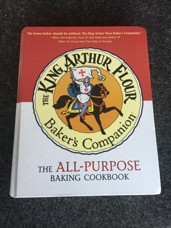 King Arthurs Flour Bakers Companion Book