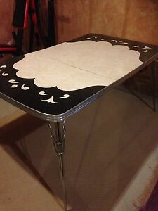 1960s Formica dining table