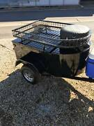 Motorcycle Trailer Hillier Gawler Area Preview