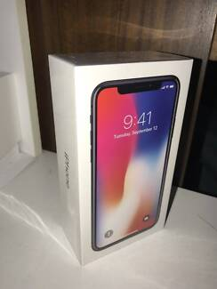 Iphone X Silver / Grey 256GB available for post or pickup
