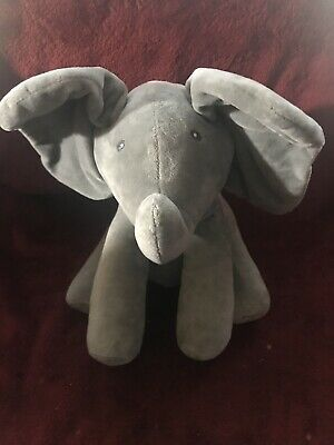 Gund Baby Animated Flappy The Elephant Plush Sing & Play Toy 4053934