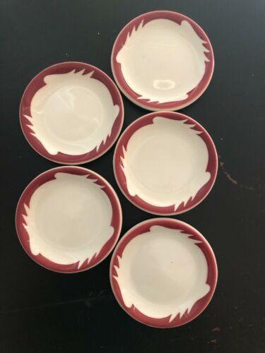 ERICA - Restaurantware Hotelware Russell Food Equipment Butter Pats - Burslem En