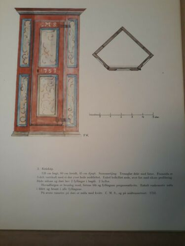 Norwegian Gamle Skap Fra Telemark Old Cabinets Furniture Designs Plans Norway