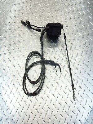 2007 07-09 Bmw R1200RT Lot Cable Box Cruise Throttle Control Oem