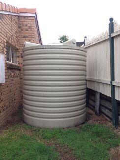 5,500+L water tank