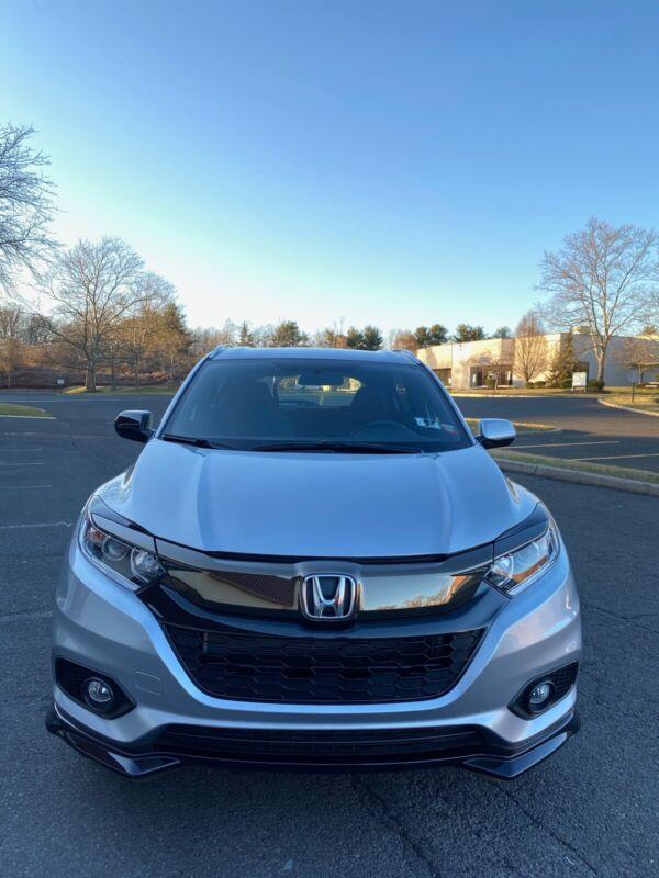 Image 1 Voiture American used Honda HR-V 2019