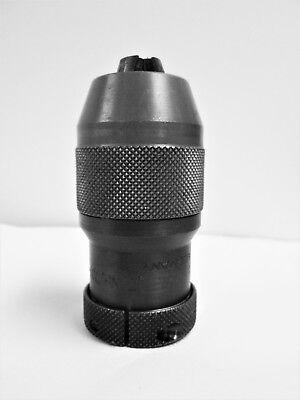 Rohm 0 - 516 Keyless Drill Chuck - 1jt Taper Mount