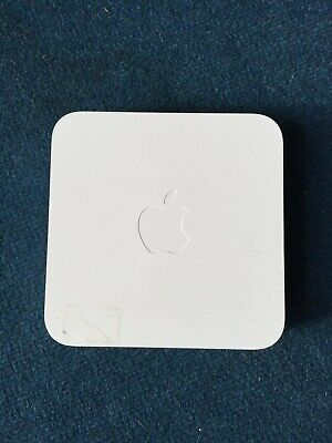 Apple Airport Extreme Base Station Model A1143 Gigabit wireless Router