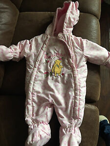 3-6 months Disney snow suit