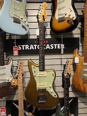 Fender Custom Shop '63 Journeyman Jazzmaster - Aged Aztec gold (1 Of 4 Made!)