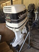 225HP Johnson V6 Outboard,330 Hours,12 Month Warranty Woy Woy Gosford Area Preview