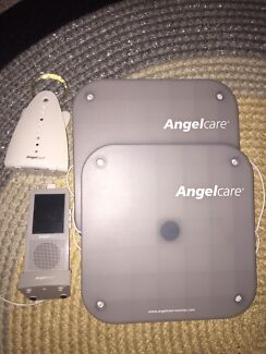 Angelcare baby video and movement monitor