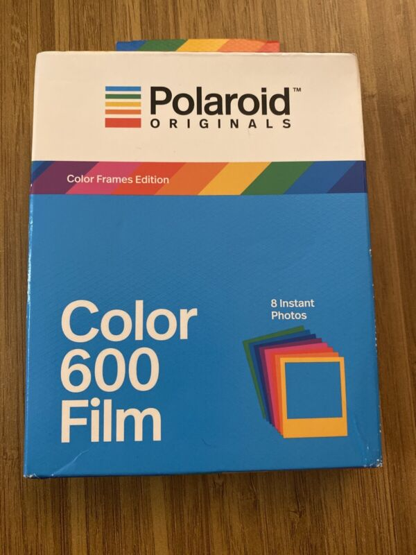 Polaroid Originals Color 600 Film Color Frames Edition