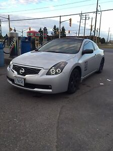 Nissan Altima Coupe 2.5 Silver