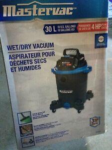 30L Wet/Dry Vacuum