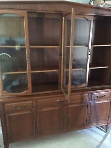 China cupboard only $50