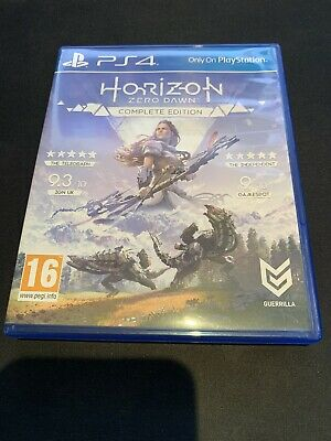 Horizon Zero Dawn Complete Edition Ps4 PlayStation 4