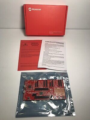 Microchip Pic32mm Usb Curiosity Development Board