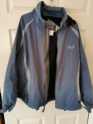 Womens Jack Wolfskin Jacket Size 14/16