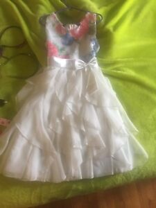 STYLISH. DRESS. &  JACKET. FOR . GIRLS. SIZE 10