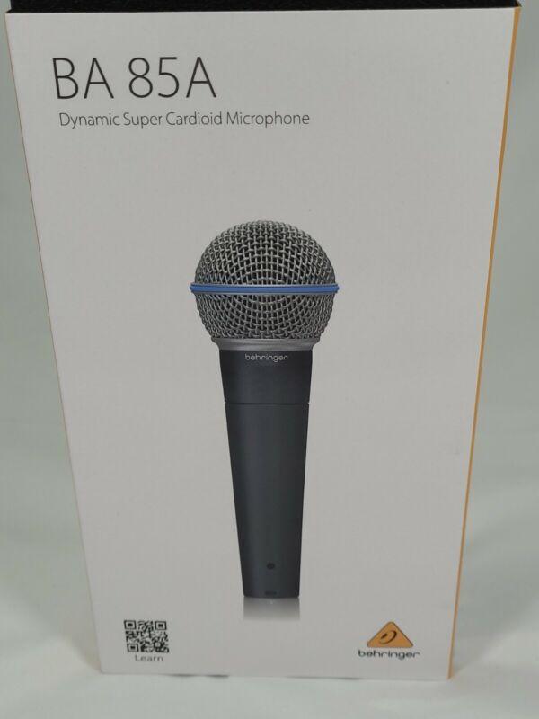 Behringer BA 85A - dynamic microphone