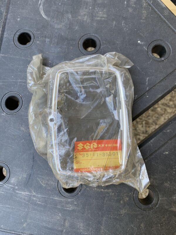 NOS Suzuki OEM Front Wheel Axle Castle Nut ALT125 ALT50 T125 08314-31128 Qty 2