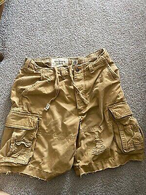 abercrombie shorts 36