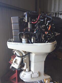 250 ficht outboard motor