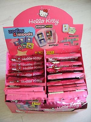 Panini Hello Kitty Domino Zodiac & Moods, 24 Tüten im Display, Schnäppchen !!!
