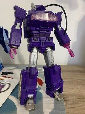Fans Toys  FT-03 Quakewave Not Transformers Masterpiece Shockwave