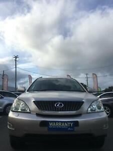 2004 Lexus RX330 SPORTS LUXURY Automatic SUV Coopers Plains Brisbane South West Preview