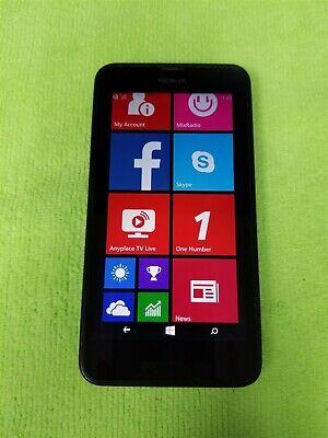 Nokia Lumia 635 8GB Black RM-974 (Unlocked) GSM World Phone FR894