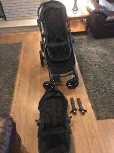 City Select Single/Double Combination Stroller