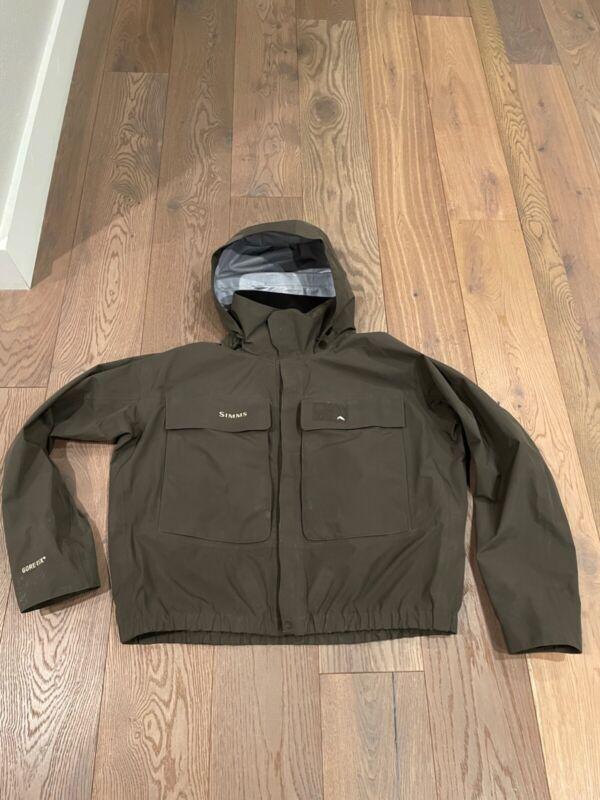 Simms Guide Jacket XXL - Gortex wade fishing jacket