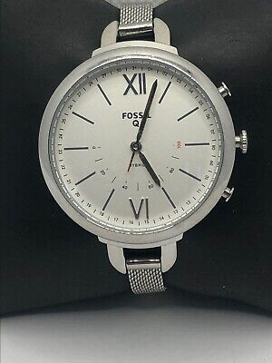 Fossil Q FTW5026 Women's Stainless Steel Analog Dial Hybrid Smart Watch OP109