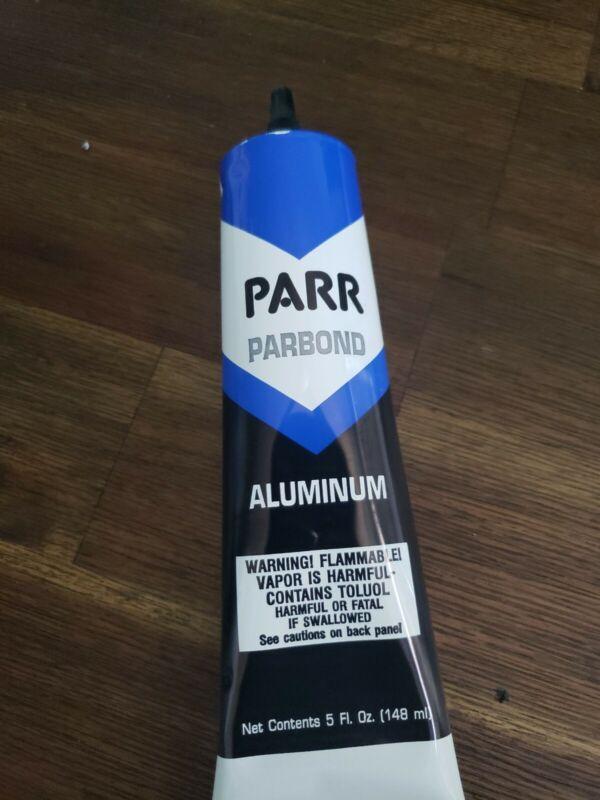 ParrTech K5908-05, PARBOND Caulk Rubber Sealant, Water Resistant, Aluminum 5 Oz.
