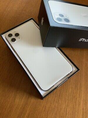 Apple iPhone 11 Pro Max - 64GB - Silver - Unlocked - Jailbroken-IOS13