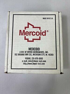 Mercoid Da-521-2-5s Pressure Switch New Bj