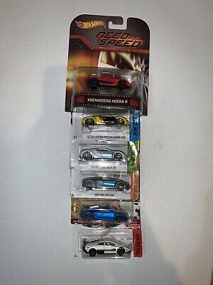 Hot Wheels Murcielago SV, Koenigsegg Agera R, Bugatti Veyron Lot
